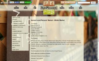 Aurora Local Farmers' Market - Winter Market