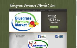 Bluegrass Farmers' Market, Inc.