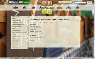 Capital Regional Medical Center Farmers' Market