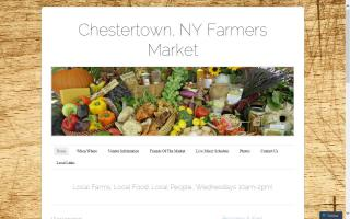 Chestertown Farmer's Market