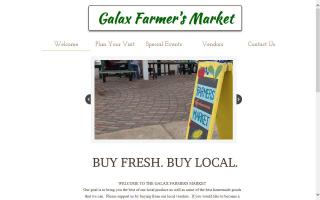 City of Galax Farmers Market
