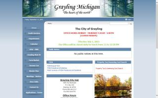 City of Grayling Farm Market