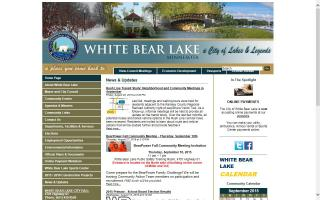 City of White Bear Lake Farmer's Market