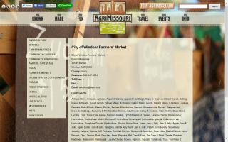 City of Windsor Farmers' Market