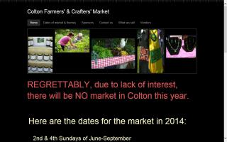Colton Farmers and Crafters Market