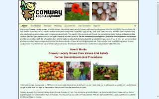 Conway Locally Grown