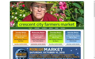 Crescent City Farmers Market
