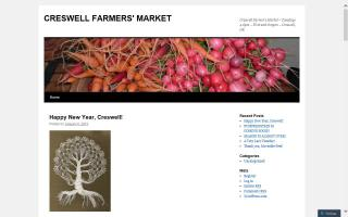 Creswell Farmers' Market