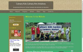 Culinary Kids Farmers Market I