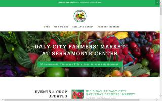 Daly City Certified Farmers' Market at Serramonte Center
