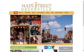 Downtown Greenville Farmers Market