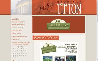 Downtown Tifton Farmers' Market