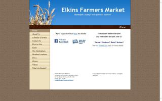 Elkins Farmers Market - The Marketplace