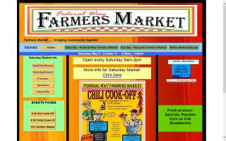 Federal Way Farmers Market - Town Square