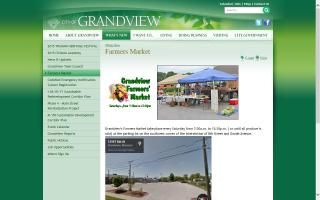 Grandview Farmers' Market