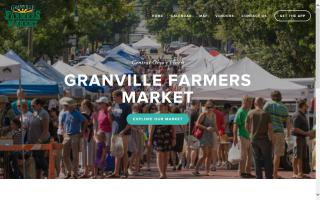 Granville Farmers Market Tuesday