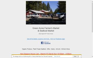 Green Acres Farmers Market
