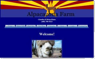 Alpacazona Farm