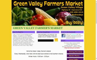 Green Valley Farmers Market