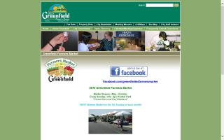 Greenfield Farmers Market