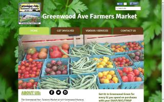 Greenwood Ave Farmers Market