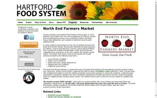Hartford's North End Farmers' Market