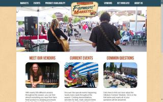 Hillsboro Farmers' Market - Saturday Downtown