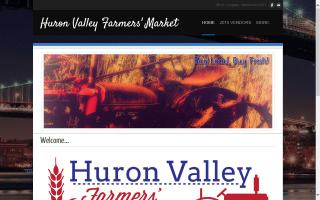 Huron Valley Farmers' Market