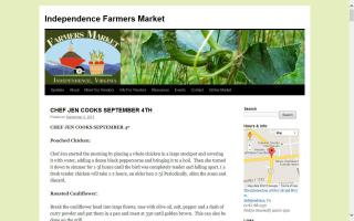 Independence Farmers Market