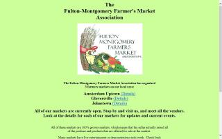 Johnstown Farmers Market