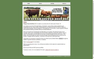 Always Grass-fed Beef, LLC.