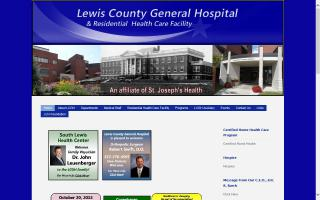 Lewis County General Hospitals Farmers Market