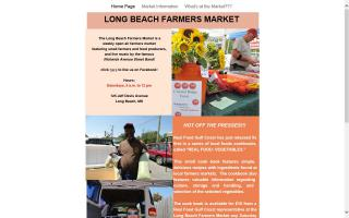 Long Beach Farmers Market