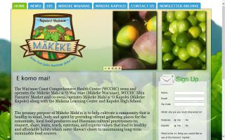 Makeke Kapolei, a farmers' & green market