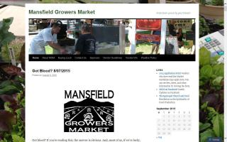 Mansfield Growers Market