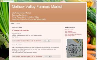 Methow Valley Farmers Market