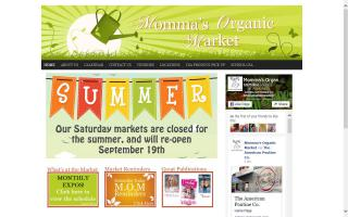 Momma's Organic Market -North Peoria/Sun City Farmers Market
