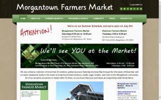 Morgantown Farmers' Market