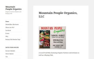 Mountain People Organics