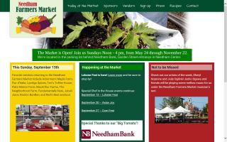Needham Farmers Market