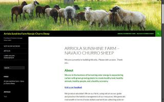 Arriola Sunshine Farm