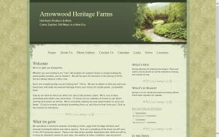 Arrowwood Heritage Farms