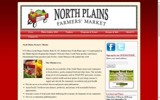 North Plains Farmers' Market