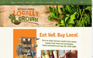 Northeast Georgia. Locally Grown.net - Habersham County site