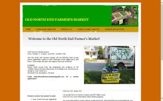 Old North End Farmers' Market