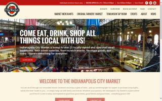 Original Farmers' Market at Indianapolis City Market