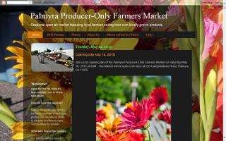 Palmyra Producer Only Farmers Market