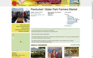 Pawtucket Summertime Market