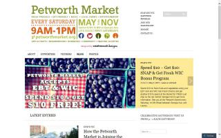 Petworth Community Market