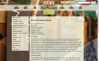 Pierce City Farmers' Market